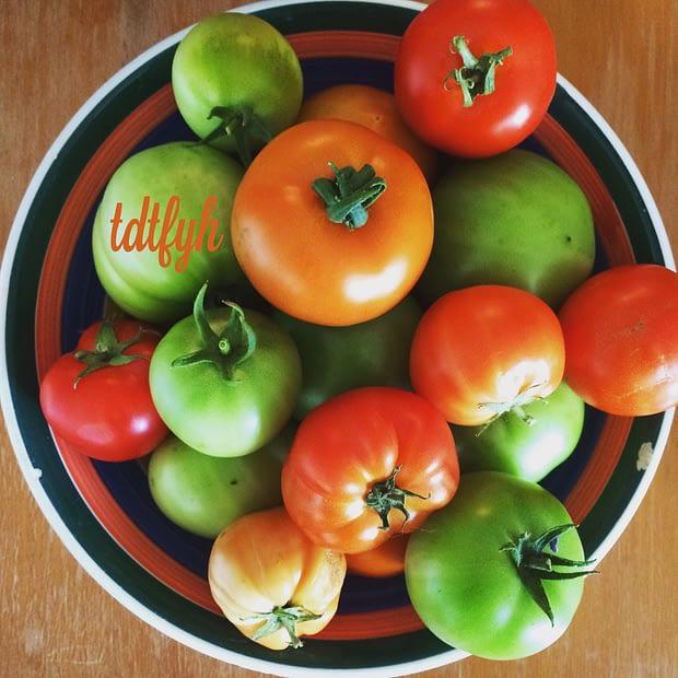 82. Grow tomatoes
